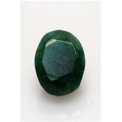 Natural 8.05 ctw African Emerald Oval