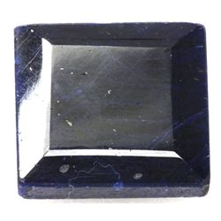 African Sapphire Loose Gems 169.74ctw Square Cut