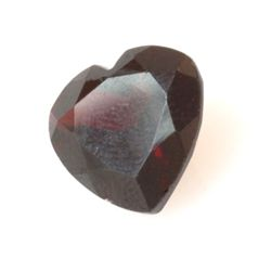 Natural 5.24ctw Red Garnet Heart Shape 12x12 Stone