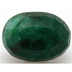 33.6ctw EMERALD OVAL