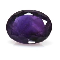 Natural Amethyst 11.81 ctw Oval Cut
