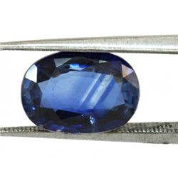Natural Oval Cut Kyanite Loose Stone 1 .94 CTW.