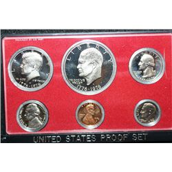 1976-S US Mint Proof Set
