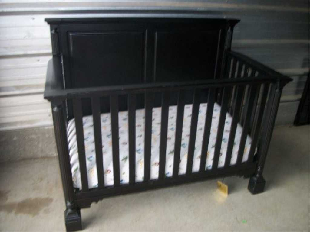 Traditional Baby Cribs In Light Wood FREE SHIPPING Convertible