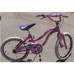 "Pink/Purple ""Next"" Slumber Party Girls Bike"
