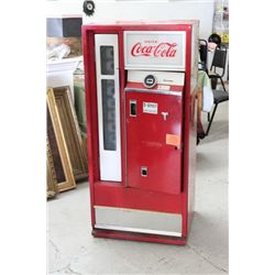 15 CENT COCA COLA MACHINE