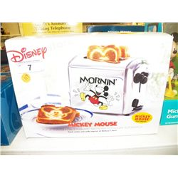 Mickey Mouse Toaster  New in Box