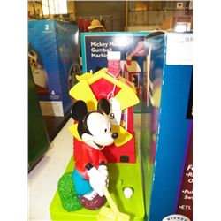 Mickey Mouse Gunball Machine no box
