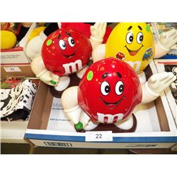 M & M Dispensers (3)