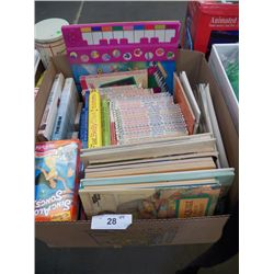 Misc. Lot of Childresn Books