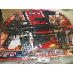 Crosman Airsoft Assault Riffle new in package