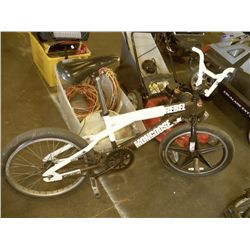 "16"" Mongoose Regel Boys Bike"