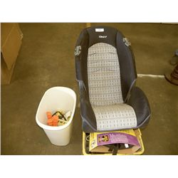 Graco Childs Car seat, Tent Peg's, Dog Life Jacket & Misc Items
