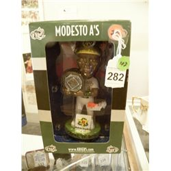 Modesto A's Bobble Head