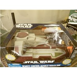 Remote Control Republic Fighter Tank