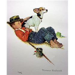 Adventurers Between Adventures by Rockwell