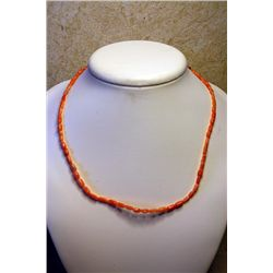 #98 - Coral Necklace