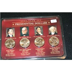2008 US Mint Presidential $1 Coin Set