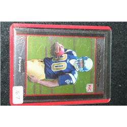 2007 NFL Topps Antonio Pittman-St. Louis Rams Bowman Chrome Football Trading Card