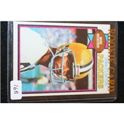 1979 NFL Topps James Lofton-Green Bay Packers Rookie Football Trading Card