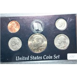 1984 US Mint Coin Set