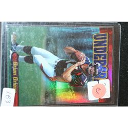 1998 NFL Topps Brian Griese-Denver Broncos Undergrads Football Trading Card