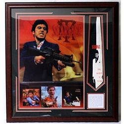 Scarface   Large Hologram   The World Is Yours!