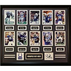 Indianapolis Colts   10  Giclees of the greatest players!