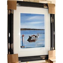 Salvador Dali Signed Limited Edition -