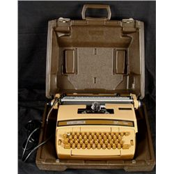 Vintage Coronamatic Cartridge 12 Portable Typewriter