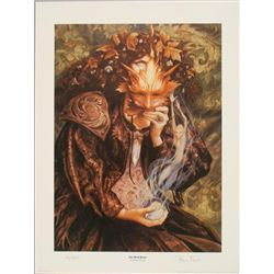 The Wild Wood Brian Froud Signed Fantasy Art Print