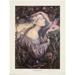 Something Rich and Strange Brian Froud Signed Art Print