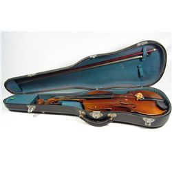 ANTONIUS STRADIUARIUS CREMONENSIS VIOLIN W/ CASE - COPY
