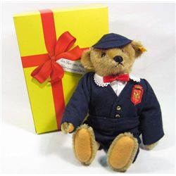 STEIFF TEDDY BEAR W/ ORIGINAL BOX