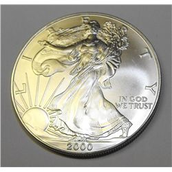 Silver Eagle Bullion Coin