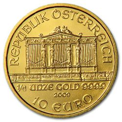 1 oz. Gold Philharmonic Bullion - Random
