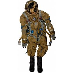 Sokol III Spacesuit
