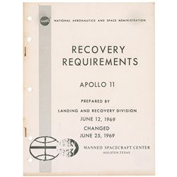 Apollo 11 Recovery Manual