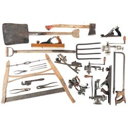 Collection of Winchester Tools