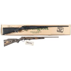 Two Boxed Bolt Action Rifles