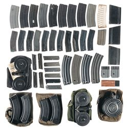 Pistol and Rifle Magazines