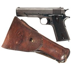Colt Model 1911 Semi-Automatic Pistol with Holster