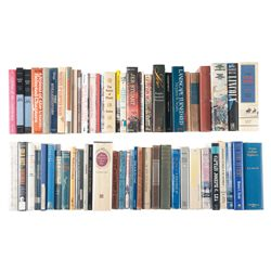Large Grouping of Books, Chiefly Civil War Themed