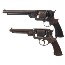 Two Starr Revolvers