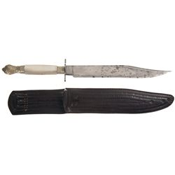 London-Made Weiss Bowie with Sheath
