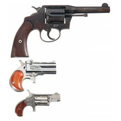 Three Hand Guns
