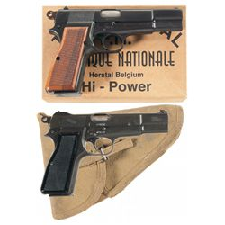 Two Semi-Automatic High Power Pistols
