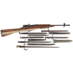 Golden State Arms Enfield No. 5 MK I Bolt Action Jungle Carbine with Six Bayonets