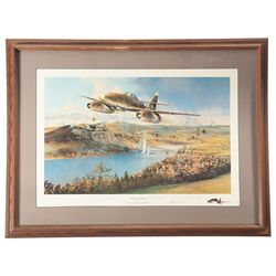 "Robert Taylor's ""The Bridge at Remagen"" Print"