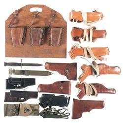 Holsters and Related Items